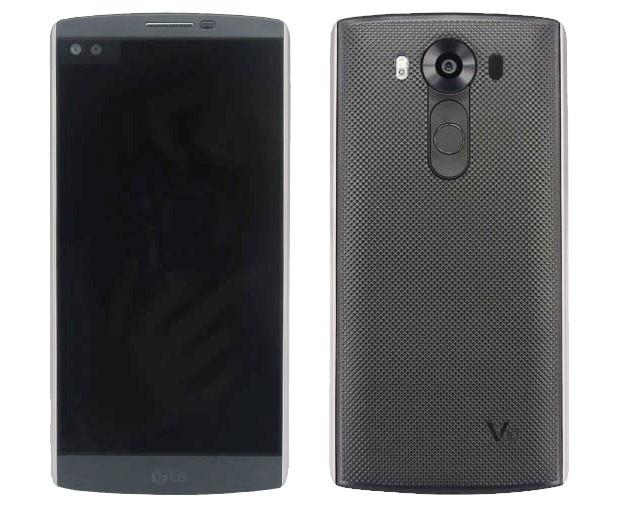 LG sap ra mat smartphone 2 man hinh hinh anh 1