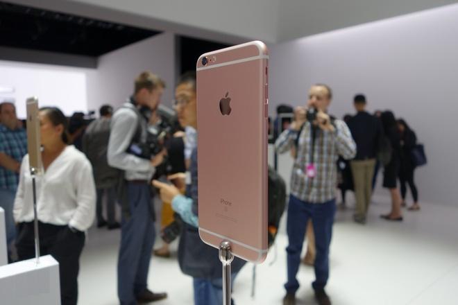 Camera iPhone 6S Plus lan dau tro tai hinh anh 1