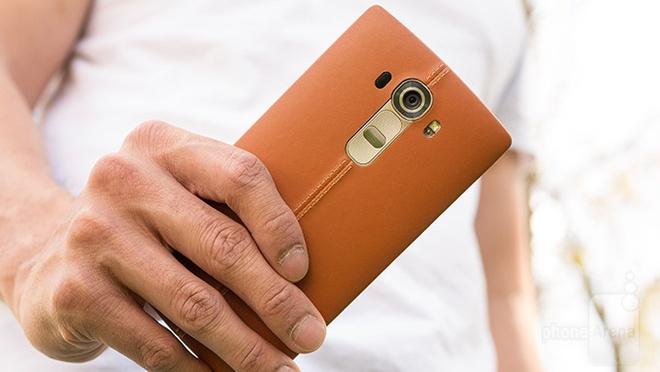 LG G5 se dung chip Snapdragon 820, camera 20 MP hinh anh