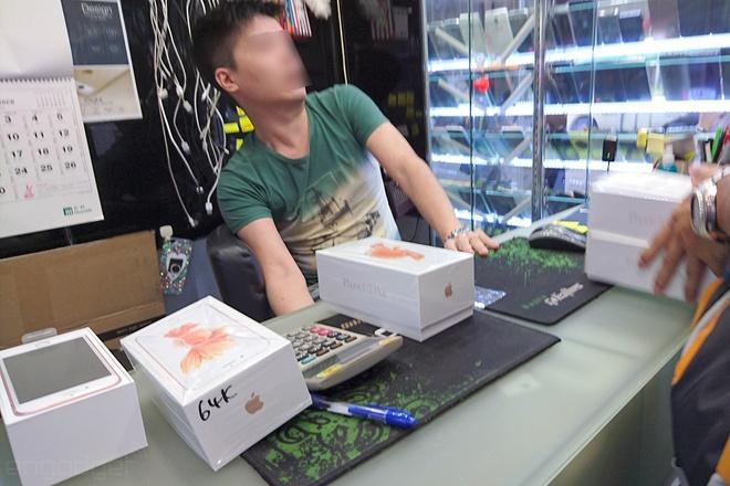 Thi truong iPhone 6S cho den o Hong Kong chua ha nhiet hinh anh 2 Nơi tác giả bài viết bán chiếc iPhone 6S của mình.