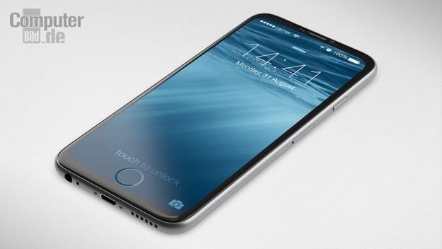 iPhone 7 co the chong nuoc, khong dung vo kim loai hinh anh