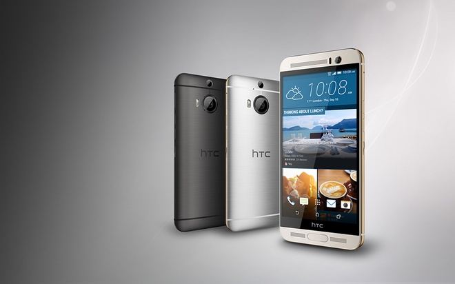 HTC ra mat One M9 Plus sieu camera hinh anh