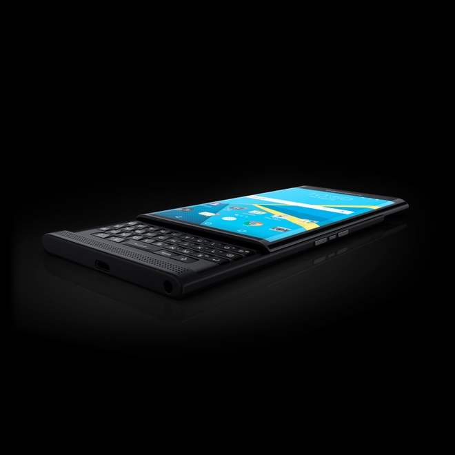 BlackBerry tung anh chinh thuc ve smartphone chay Android hinh anh