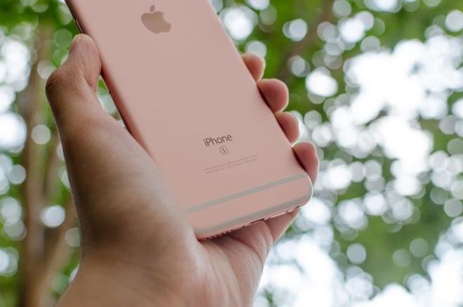 iPhone 6S vuot hieu nang may Android khung hinh anh