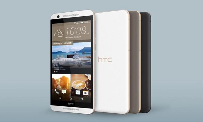 HTC lang le cong bo One E9s hinh anh 1 HTC E9s được lặng lẽ công bố trên trang web của HTC tại Ấn Độ. Ảnh: GSM Arena.