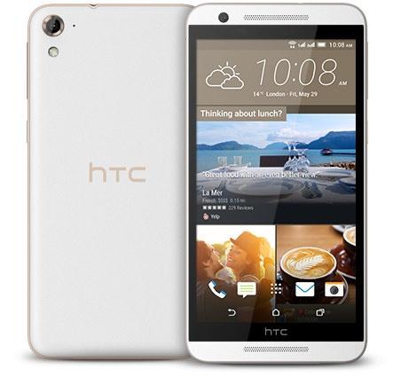 HTC lang le cong bo One E9s hinh anh 2 Máy có phong cách thiết kế đặc trưng của dòng One. Ảnh: GSM Arena.