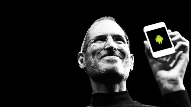 Google mat kiem soat doi voi Android hinh anh 3 Steve Jobs từng bày tỏ sự lo ngại về sức ảnh hưởng của các nhà mạng. Ảnh: thenextweb