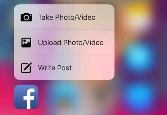 Facebook va Microsoft mang nhieu nang cap len ung dung iOS hinh anh