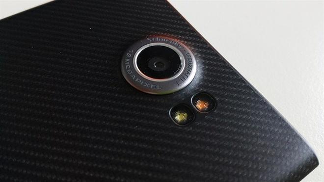 BlackBerry Priv co the trang bi camera 21 megapixel hinh anh 1