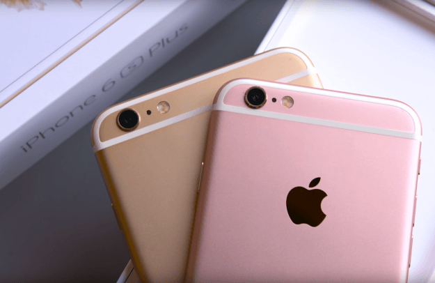 Nguoi dung Android cho rang iPhone 6S co camera tot nhat hinh anh