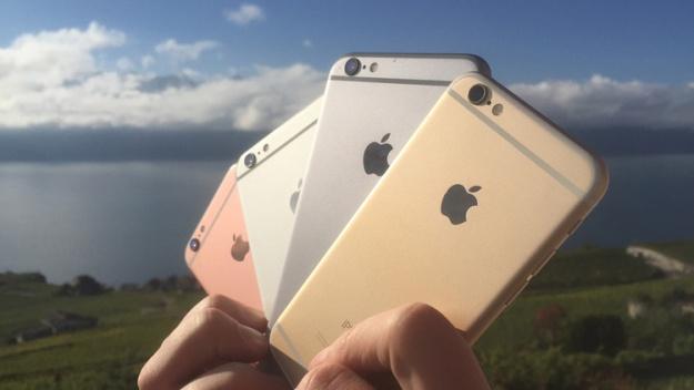 Apple cho muon iPhone 6 trong luc cho sua chua hinh anh