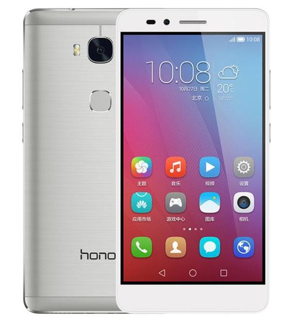 Huawei ra mat Honor 5X co RAM 3 GB, gia 220 USD hinh anh
