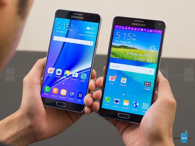 Samsung co the phai dong cua mang smartphone trong 5 nam toi hinh anh