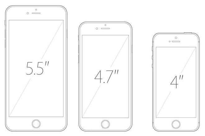 Apple se gioi thieu iPhone man hinh 4 inch hinh anh 1
