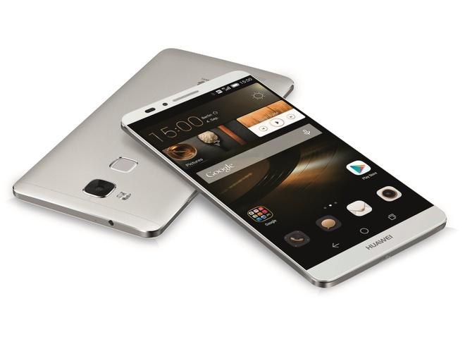Huawei Mate 8 voi RAM 4 GB, gia 520 USD ra mat 26/11 hinh anh
