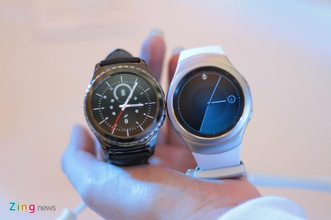 Samsung Gear S2 ve Viet Nam, gia tu 6,5 trieu dong hinh anh 11