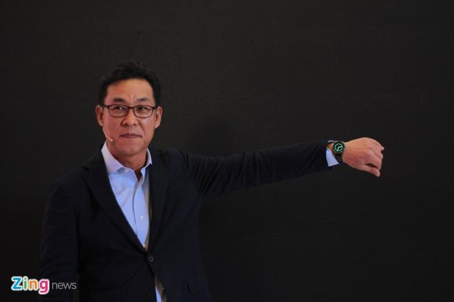 Samsung Gear S2 ve Viet Nam, gia tu 6,5 trieu dong hinh anh 1