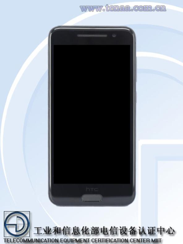 HTC chuan bi phat hanh bien the cua One A9 hinh anh 1 Hình ảnh của thiết bị từ cơ quan kiểm soát viễn thông Trung Quốc TENAA.