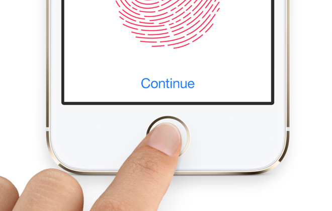 Nguoi dung to iOS 9.1 lam hong Touch ID hinh anh