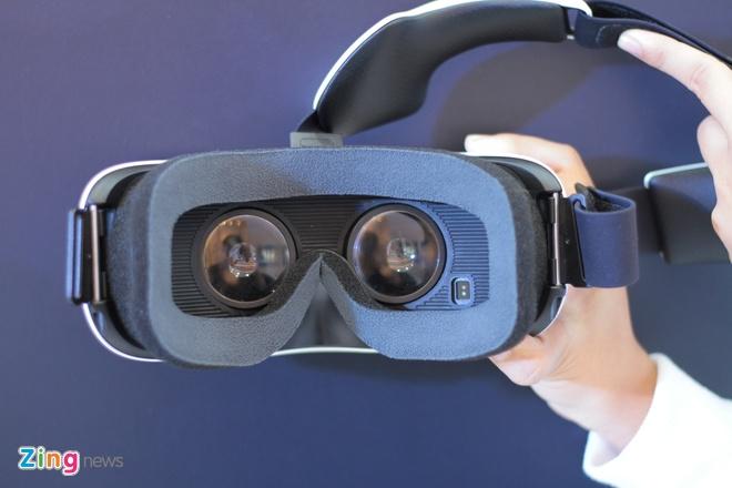 Trai nghiem kinh thuc te ao Samsung Gear VR tai Viet Nam hinh anh 6