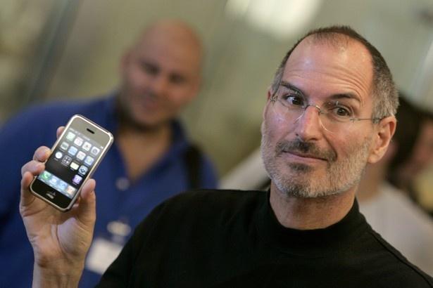 iPhone 2G - chiec dien thoai chong lai ca the gioi hinh anh