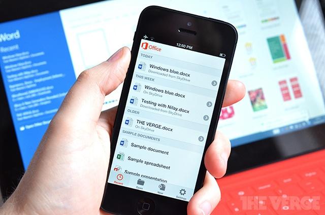 Ứng dụng đa nền tảng và điện toán đám mây là cách tiếp cận mới của Microsoft với người dùng?