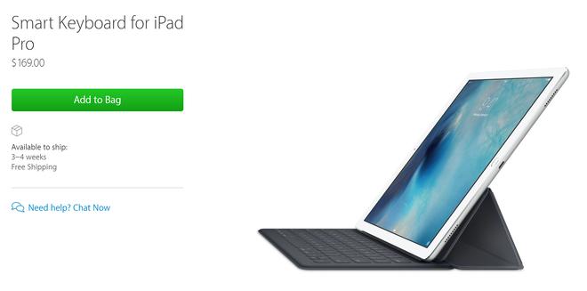 Apple Pencil va Smart Keyboard ban tre mot thang hinh anh 2