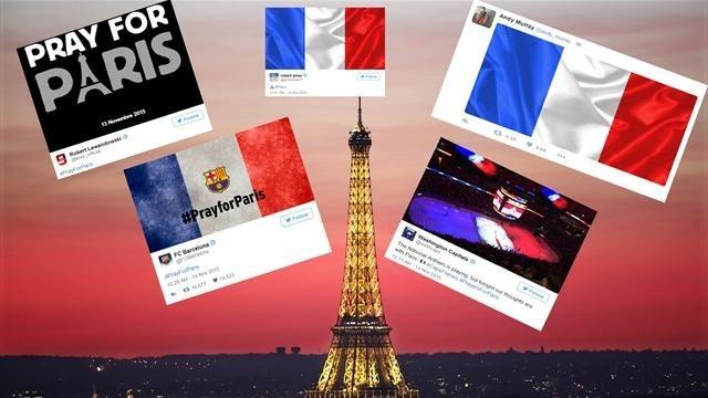 The gioi Internet huong ve Paris hinh anh