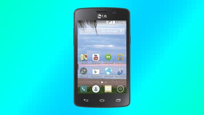 Walmart ban smartphone LG voi gia 10 USD hinh anh 1