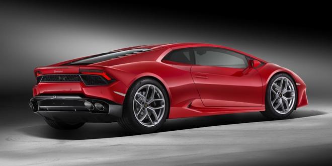 Lamborghini Huracan LP580-2 trinh lang hinh anh 3