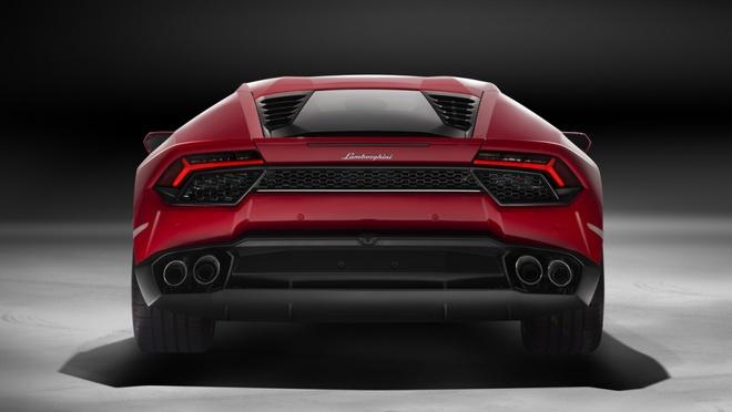Lamborghini Huracan LP580-2 trinh lang hinh anh 4