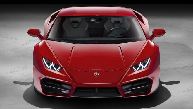 Lamborghini Huracan LP580-2 trinh lang hinh anh 5