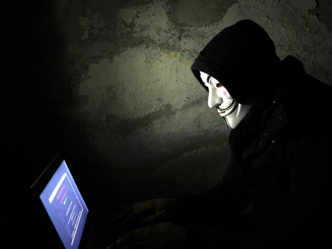 Anonymous xem xet tan cong he thong PlayStation cua IS hinh anh