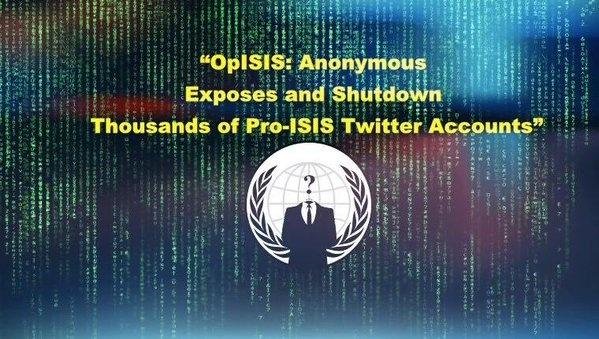 Gan 9.000 tai khoan IS bi Anonymous xoa so hinh anh 1