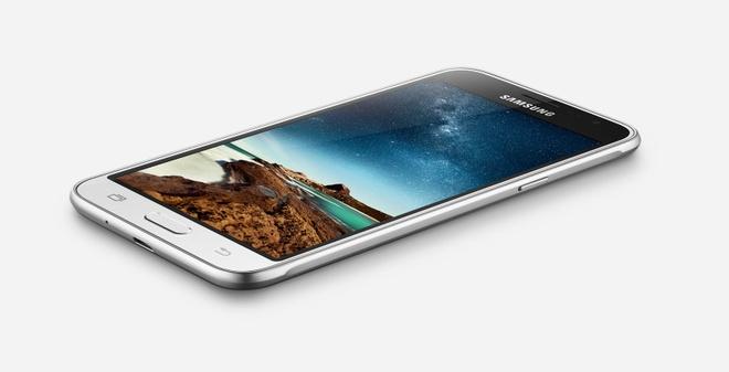 Samsung gioi thieu Galaxy J3⑥ gia re tai Trung Quoc hinh anh