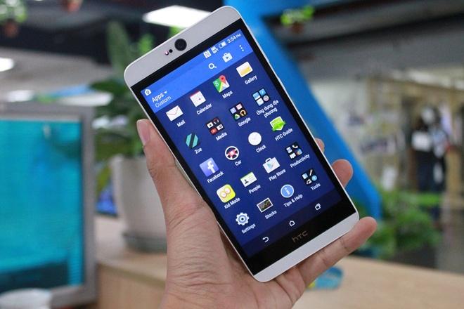 Mo hop HTC Desire 826 Dual chuyen selfie hinh anh 14