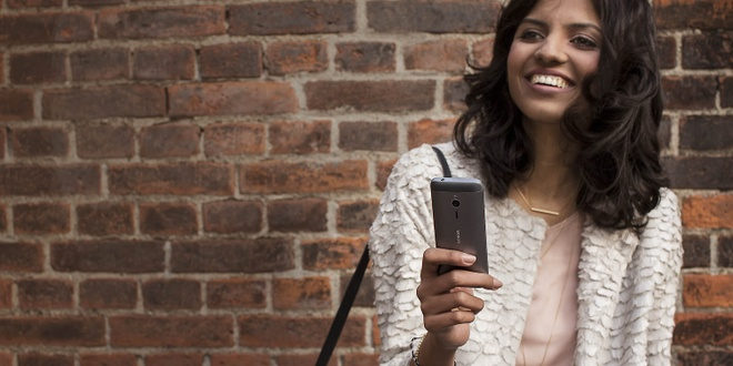 Nokia 230 trinh lang voi khung kim loai, gia 55 USD hinh anh