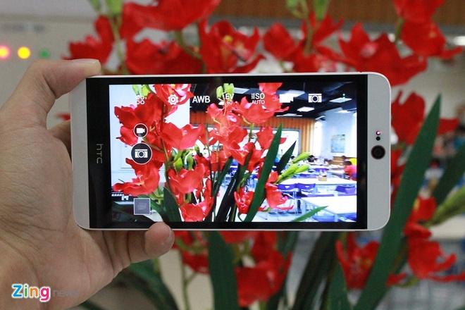 Mo hop HTC Desire 826 Dual chuyen selfie hinh anh 13