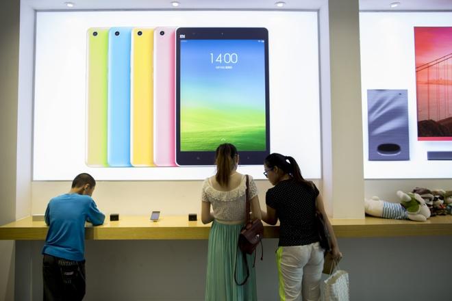 Xiaomi - ga khong lo mat ngu hinh anh
