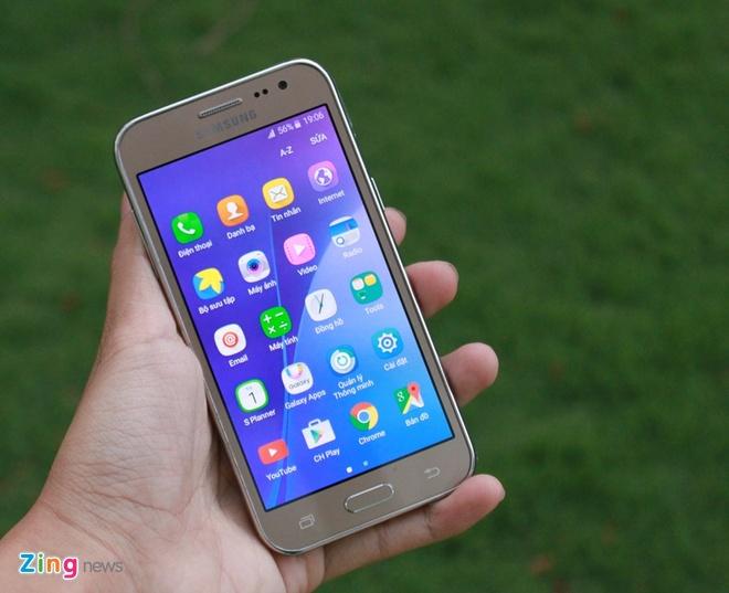Mo hop Galaxy J2 gia 3,2 trieu dong o Viet Nam hinh anh 15
