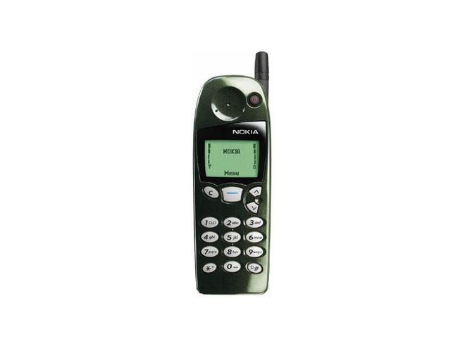 Man hinh dien thoai: Tu Nokia 5110 den iPhone 6S Plus hinh anh 1 Nokia 5110 màn hình đơn sắc.