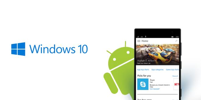 'Dien thoai Windows can kha nang chay ung dung Android' hinh anh