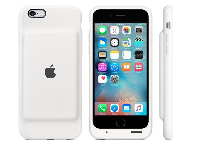 Apple ban op lung giup iPhone nang thoi gian goi them 25 gio hinh anh 1