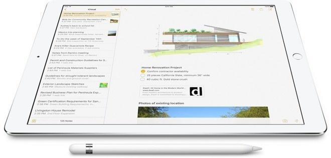 Apple sua loi cua iPad Pro tren iOS 9.2 hinh anh 1