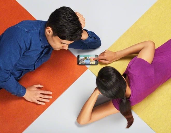 Smartphone cua Motorola tai VN se len doi Android 6 hinh anh