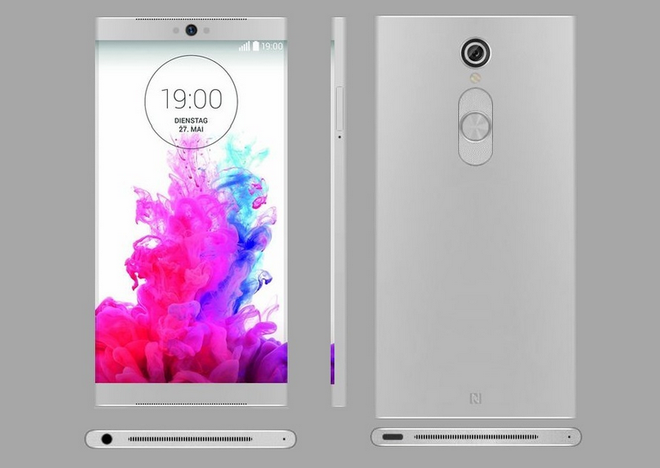 LG G5 ra mat thang 2/2016 voi cam bien mong mat hinh anh