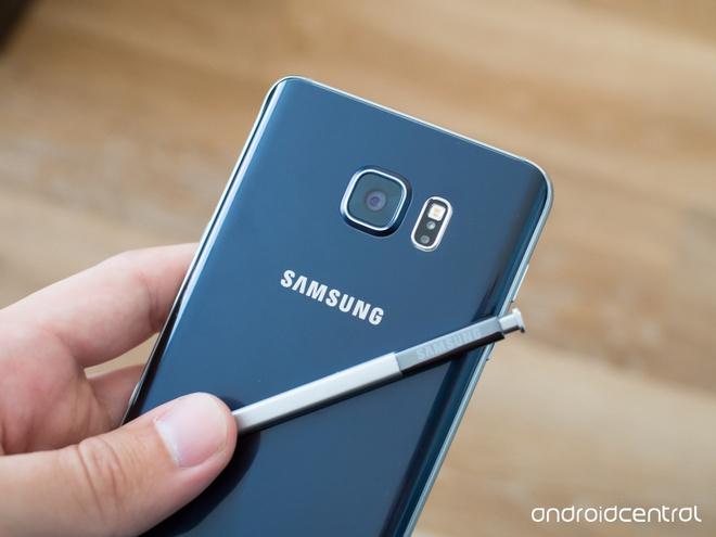 7 thu thuat thu vi tren Galaxy Note 5 hinh anh