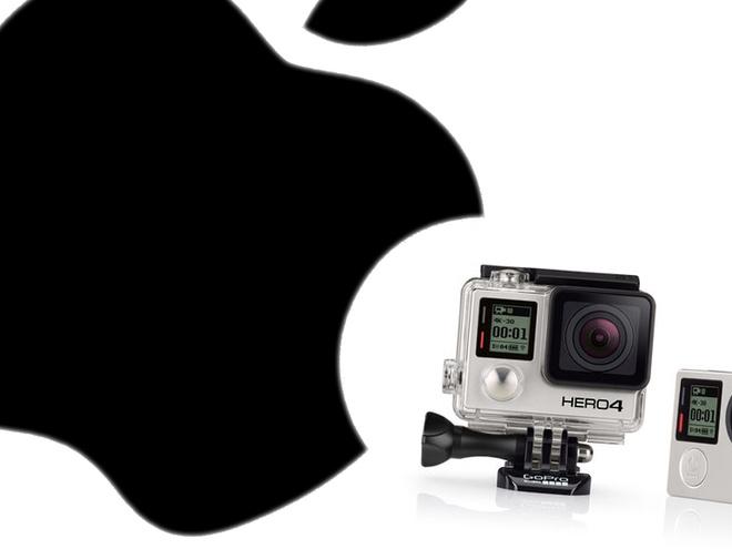 Apple se mua lai cong ty so huu thuong hieu GoPro? hinh anh