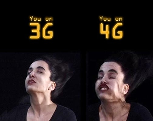 Nguoi dung Viet tranh cai ve 4G hinh anh