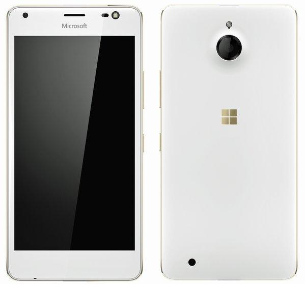 Lumia 850 ro ri thiet ke hinh anh 1